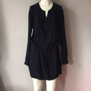 Diane Von Furstenberg 100% Rayon Shirt Dress